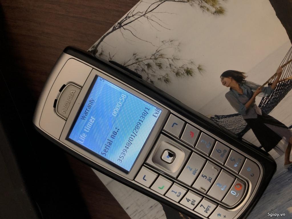 Nokia 6230i dòng tặng kegm Bmw thị trường Germany,nguyên hộp,full kits - 25