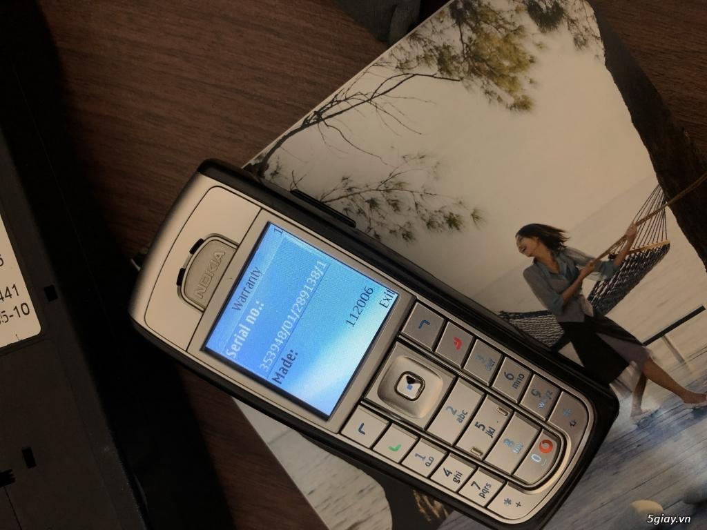 Nokia 6230i dòng tặng kegm Bmw thị trường Germany,nguyên hộp,full kits - 17