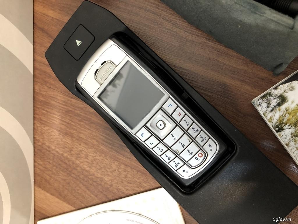 Nokia 6230i dòng tặng kegm Bmw thị trường Germany,nguyên hộp,full kits - 33