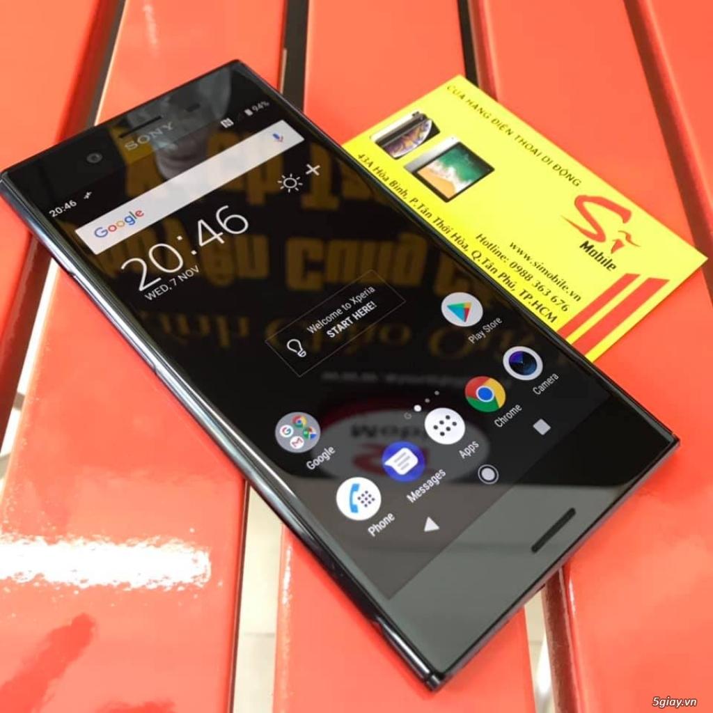 Bán Sony Xperia XZ Premium Hàng Zin Nguyên Bản (simobile.vn)