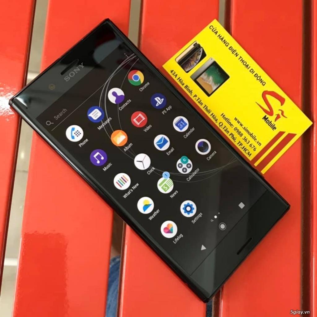 Bán Sony Xperia XZ Premium Hàng Zin Nguyên Bản (simobile.vn) - 2