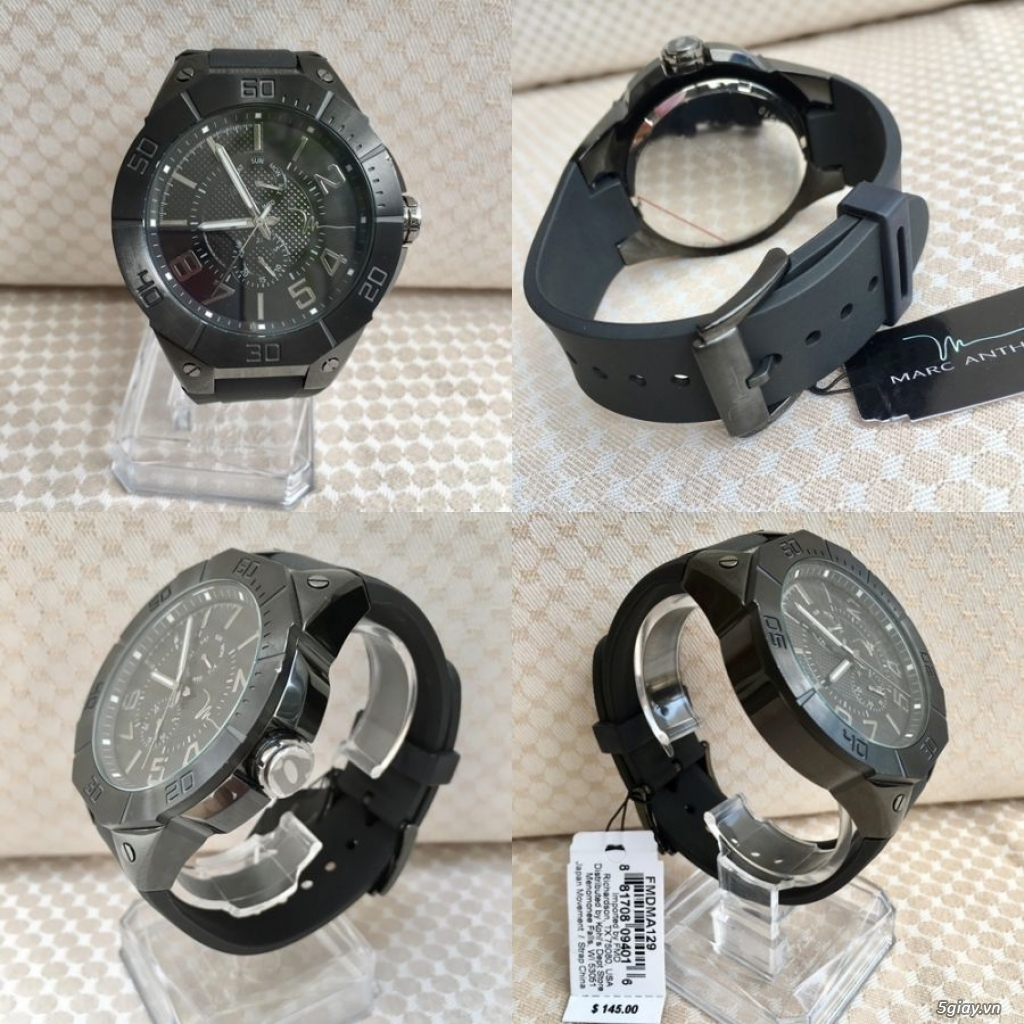 Kho đồng hồ xách tay chính hãng secondhand update liên tục - 24