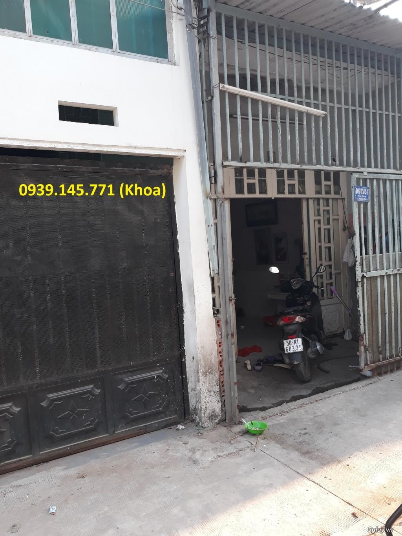 Nhà cấp 4, gác lững, 4x13m giá 1 tỷ 550 triệu, Ấp 4 Võ Văn Vân, BC.