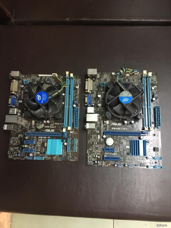 MAIN, VGA , RAM , HDD , NGUỒN , LCD ..... Hàng đẹp giá GOOODDD