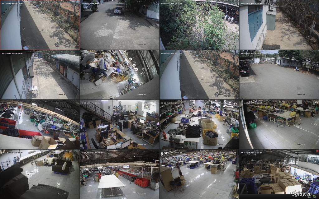 Trộn bộ 4 camera 1080p Hikvission giá rẻ - 11