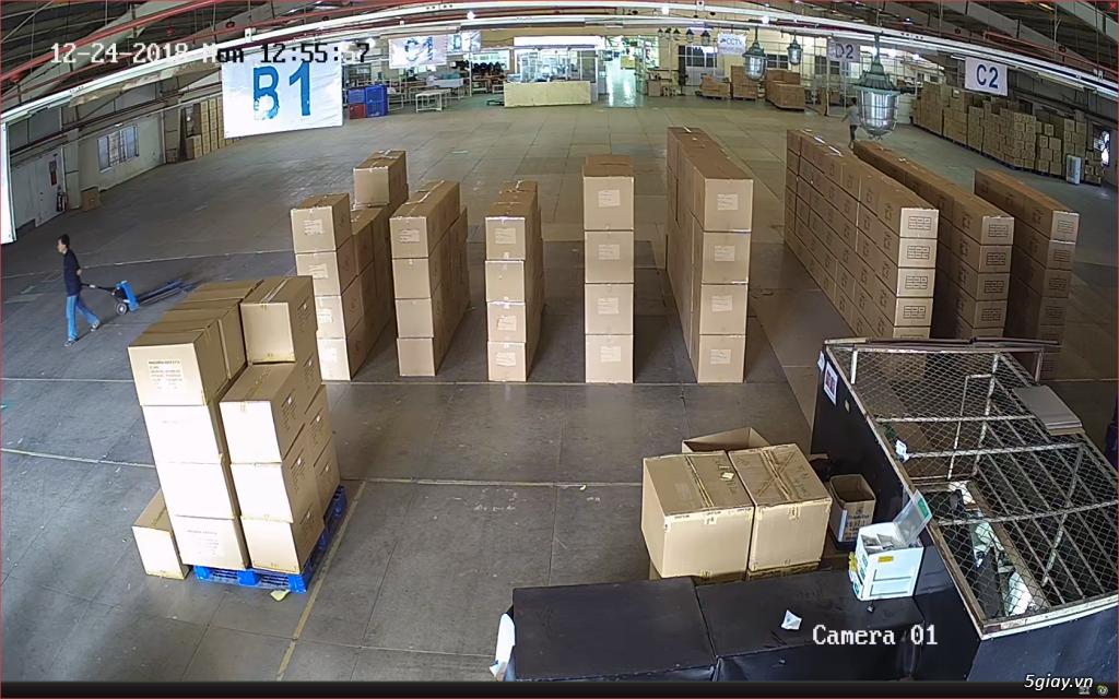 Trộn bộ 4 camera 1080p Hikvission giá rẻ - 8