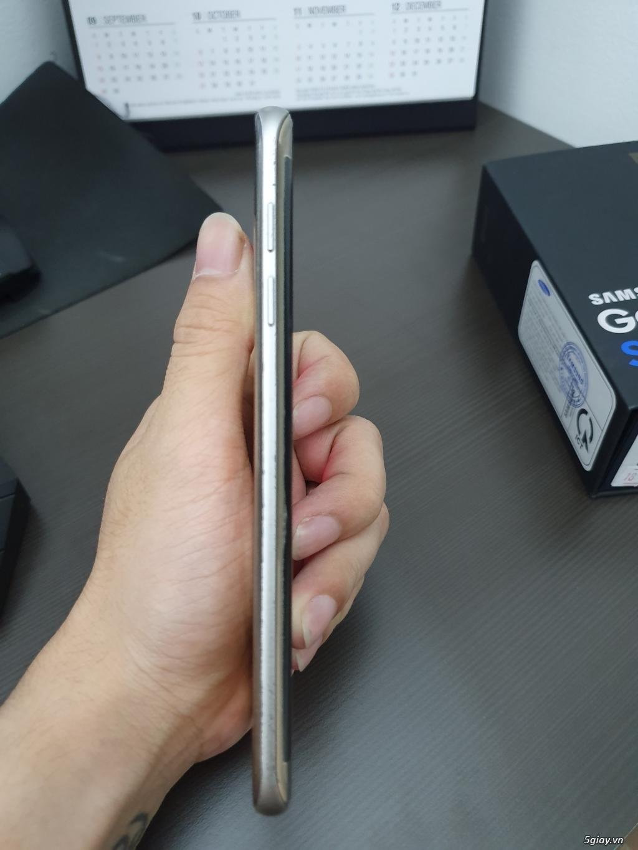 Samsung galaxy s7e gold 32gb ssvn fullbox - 2