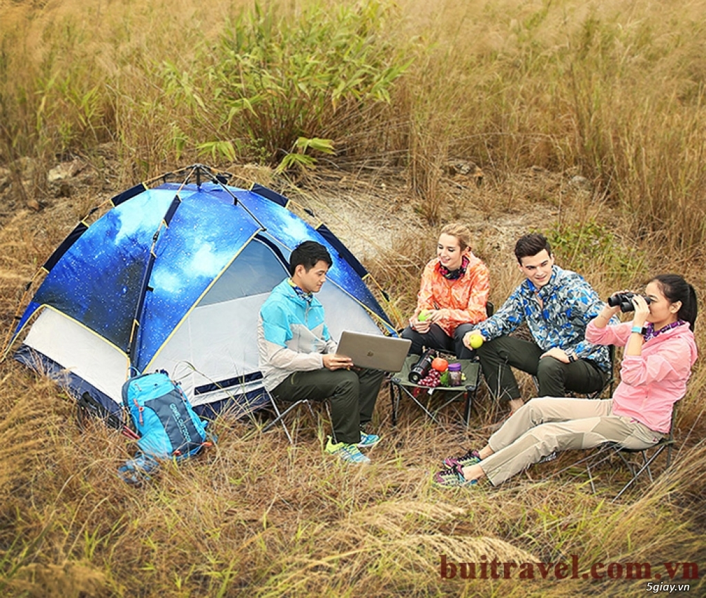 Lều du lịch gia đình Camel CM6315 - 7