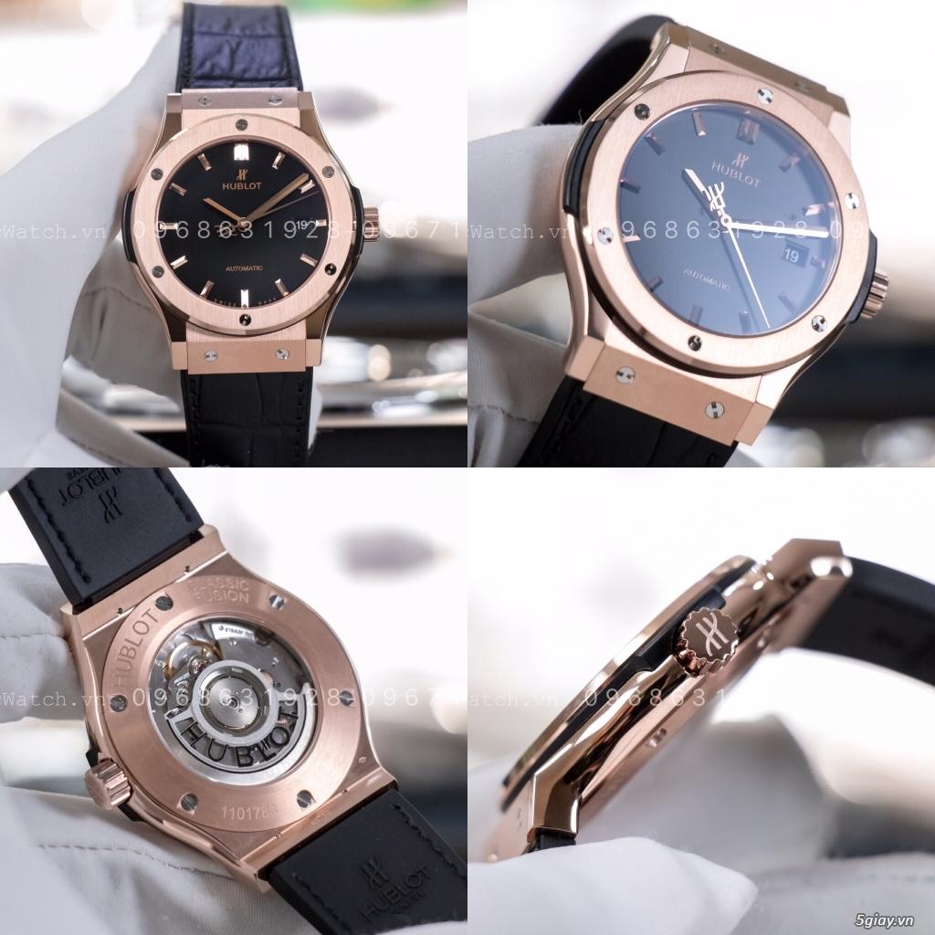 Chuyên đồng hồ Rolex, Omega, Hublot, Patek, JL, Bregue ,Cartier..REPLICA 1:1 AutomaticWatch.vn - 42
