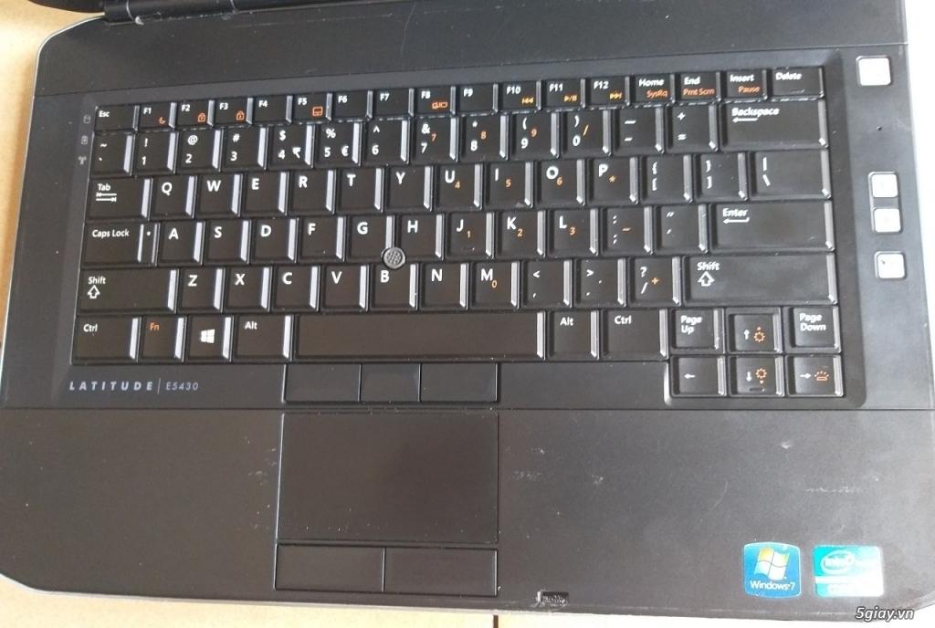 Laptop Dell Latitude Core i5 -3320M thế hệ 3 văn phòng, game, giải trí - 4