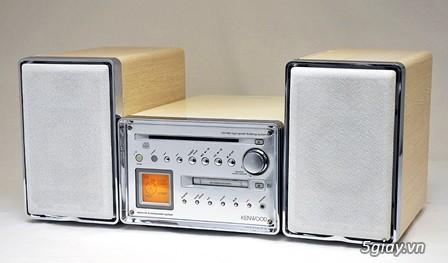 Bán dàn Mini Kenwood LS-VH5-S