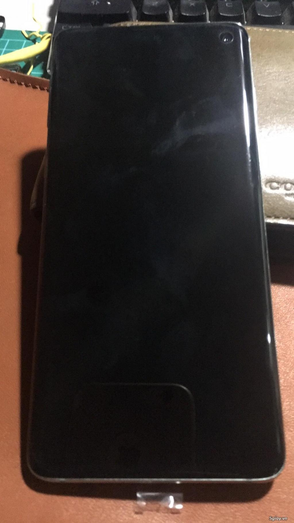 Cần bán: Samsung Galaxy S10 (99.99%) Xanh Lục Bảo - 2