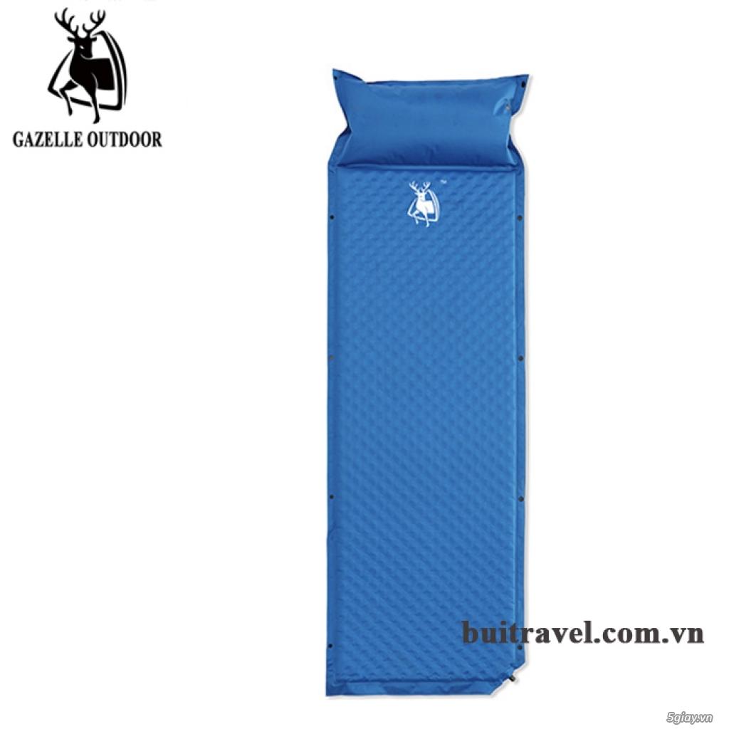 Đệm bơm hơi cá nhân tự động Gazelle Outdoors GL2411