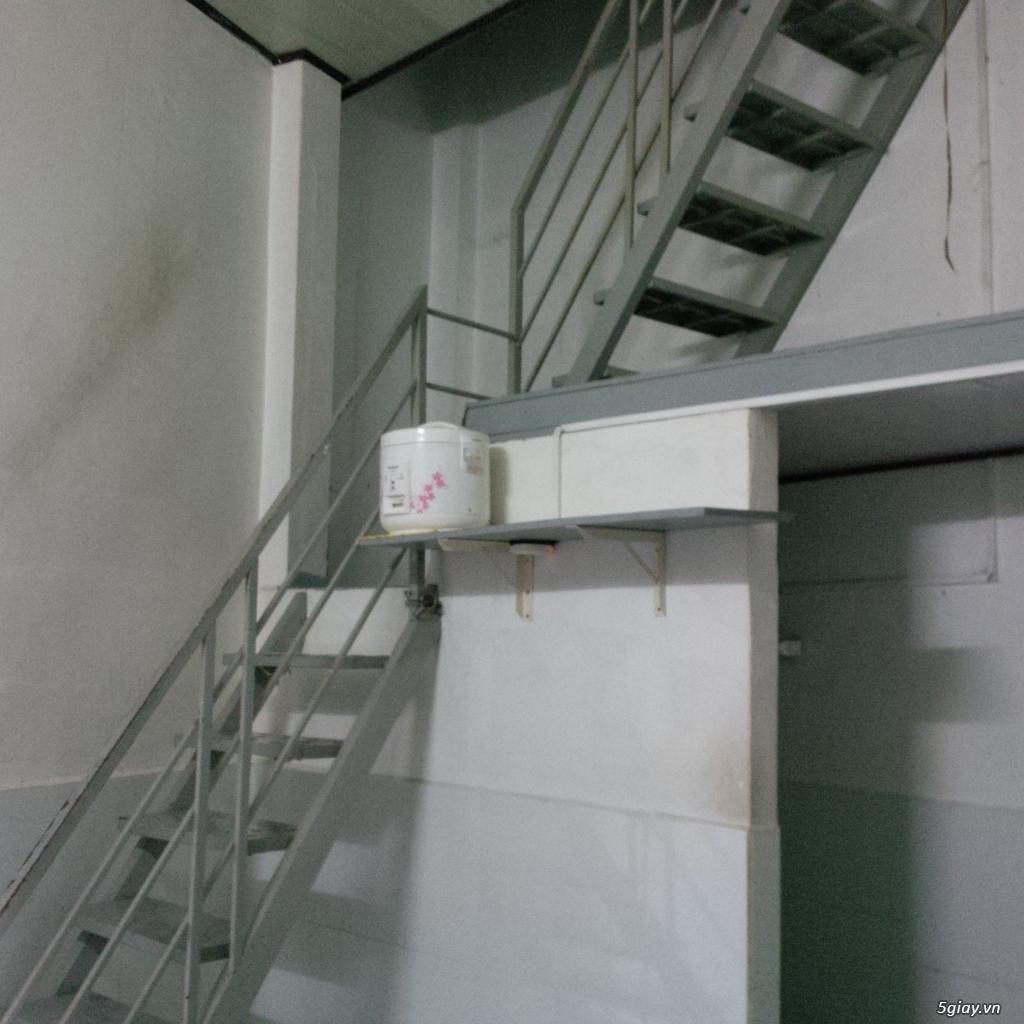 Nhà hẻm 1,2m, 1 trệt 1 lầu 12m2, 962 An Dương Vương, Quận 6