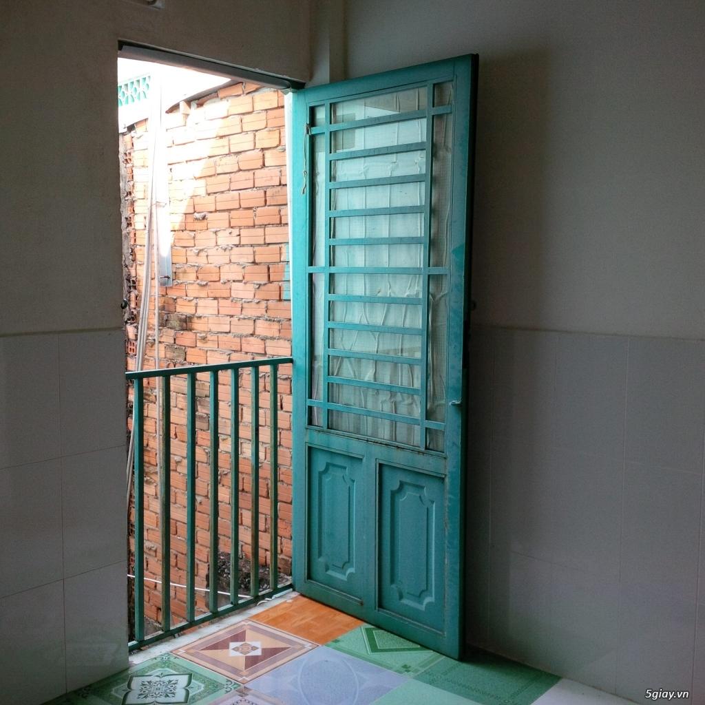 Nhà hẻm 1,2m, 1 trệt 1 lầu 12m2, 962 An Dương Vương, Quận 6 - 2