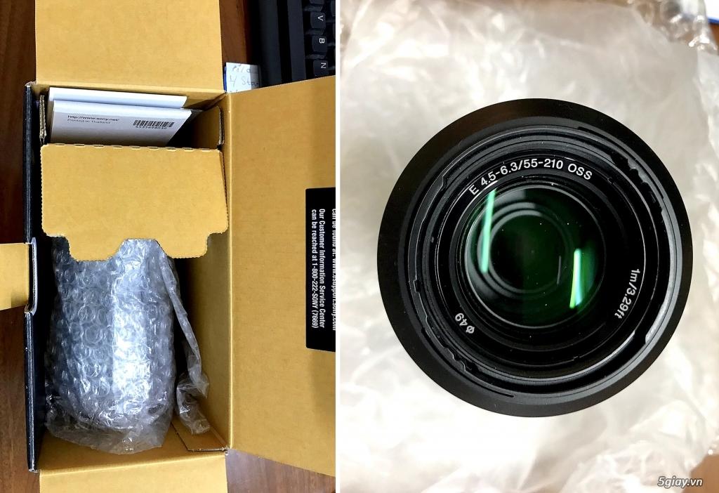 Bán bộ SONY NEX 6 combo 3 ống kính - 6