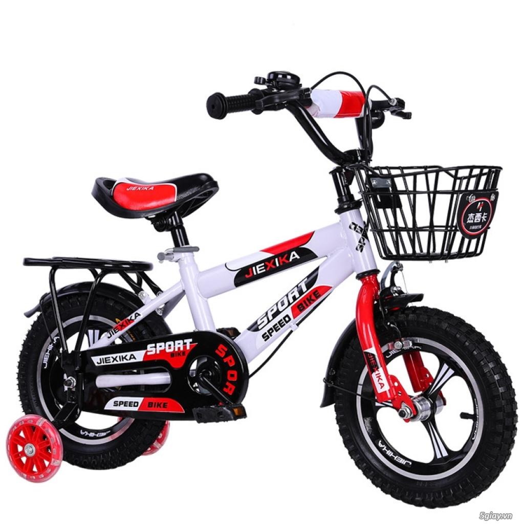 Xe đạp trẻ em vành đúc 14 inch - 1