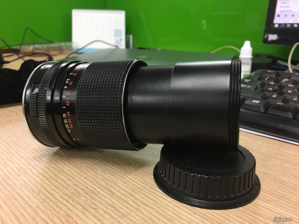HCM - Bán Carl Zeiss Jena 135mm rẻ nhất thị trường :) - 3