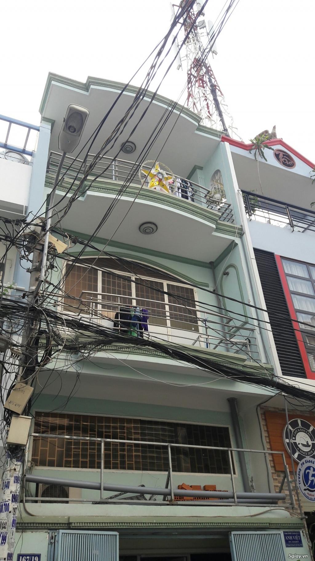 Cho thuê phòng tại 167/19 đường Nguyễn Văn Thương, Bình Thạnh - 4
