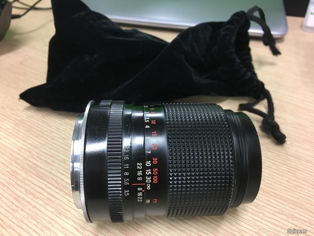 HCM - Bán Carl Zeiss Jena 135mm rẻ nhất thị trường :) - 2