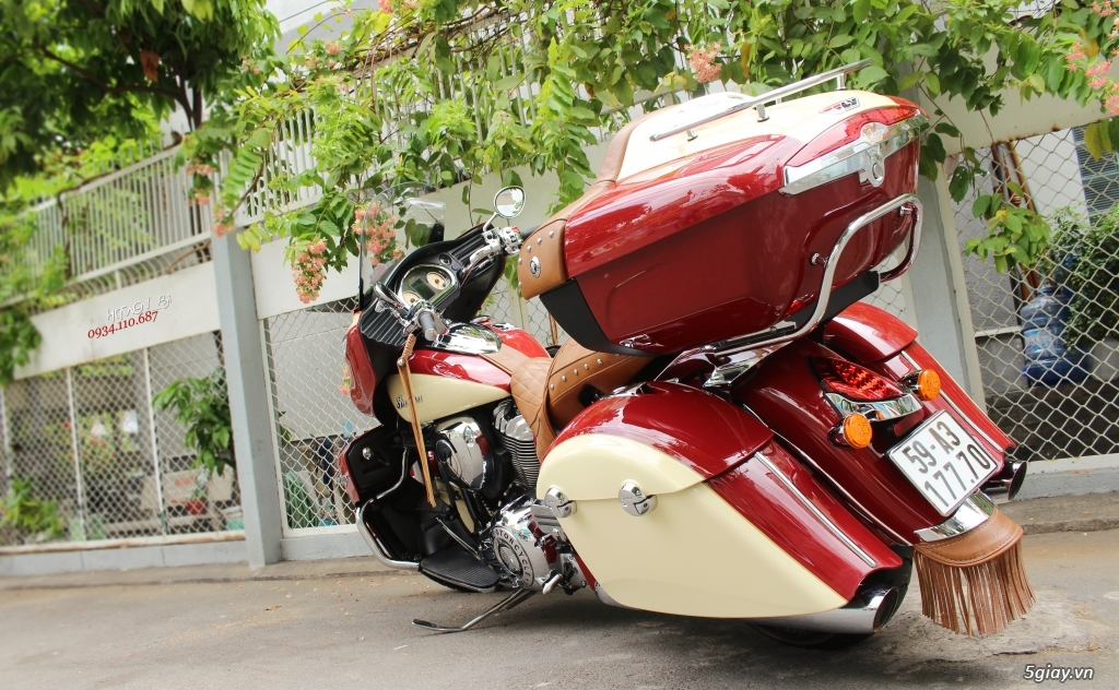 ___ Can Ban ___INDIAN Roadmaster Classic 1800cc ABS 2018 Keyless___ - 2