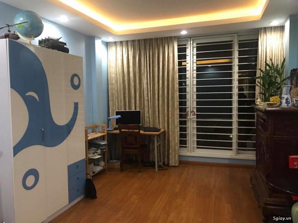 Cho thuê nhà phố Trần Quốc Hoàn, Cầu Giấy 5 tầng x 45m2 - 1
