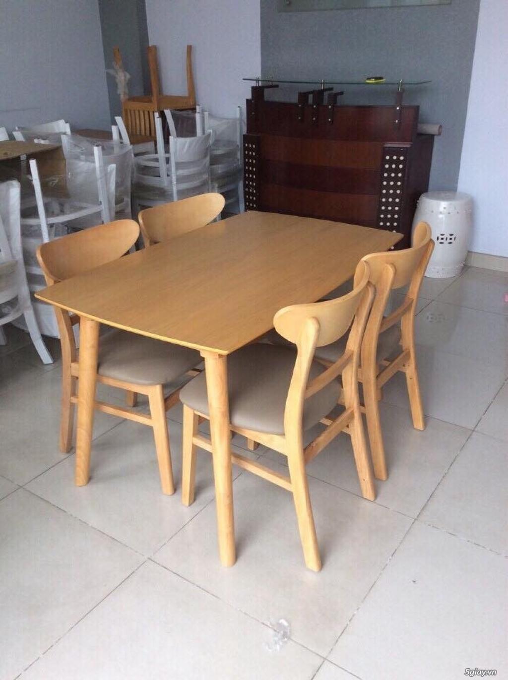 Nội Thất Tây Hưng Thịnh: Thanh lý giường tủ bàn ghế  bằng gỗ Sồi xuất khẩu Hàn Quốc - 1
