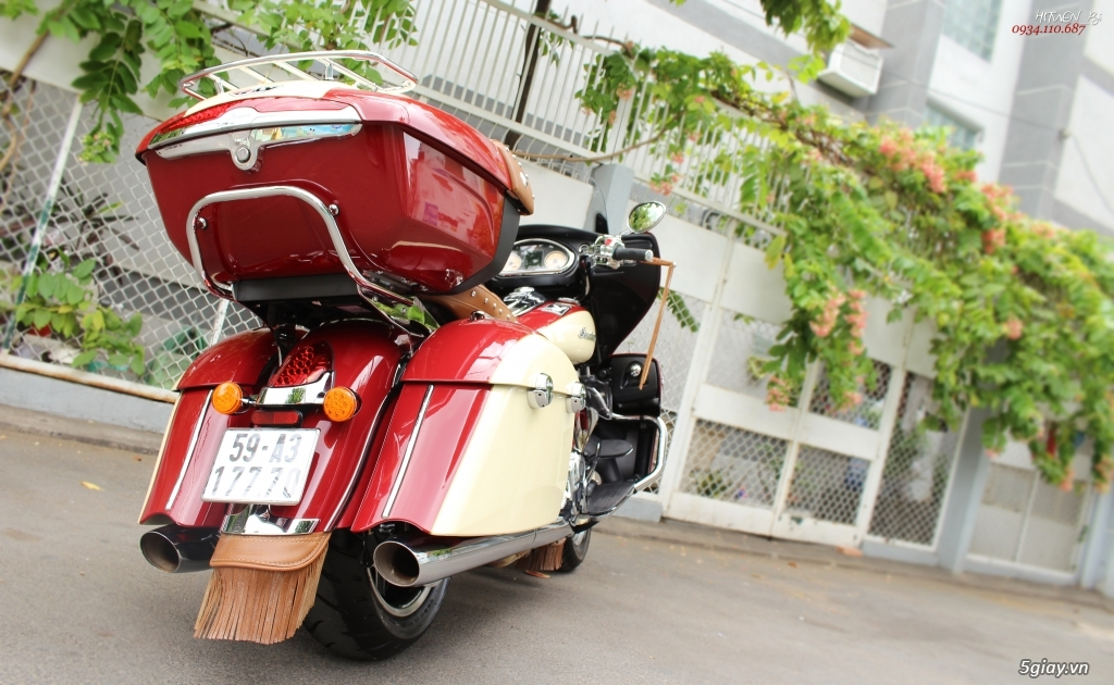 ___ Can Ban ___INDIAN Roadmaster Classic 1800cc ABS 2018 Keyless___ - 8