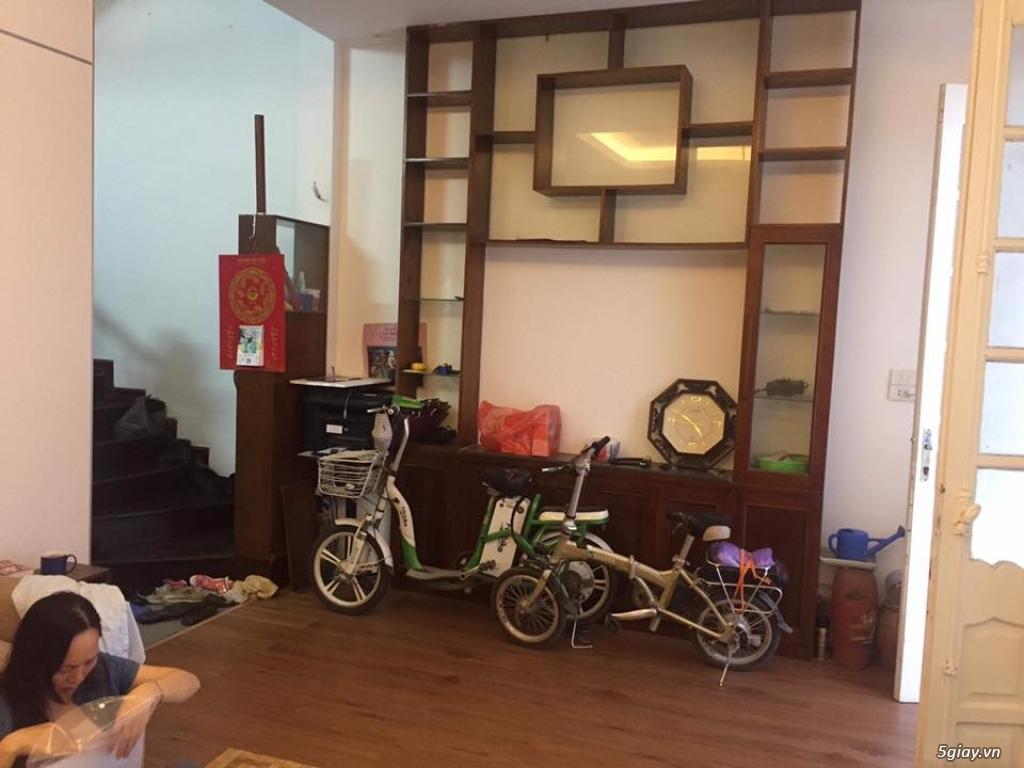 Cho thuê nhà ngõ phố Thái Hà, Đống Đa. 4 tầng x 65m2
