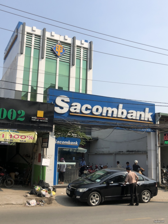 Cho thuê nhà Mặt Tiền đối diện ngân hàng Sacombank Vĩnh Lộc - 3