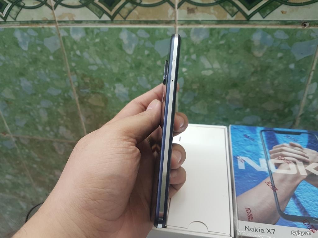 Cần bán em Nokia X7 mới 99.99% hộp full phụ kiện - 3