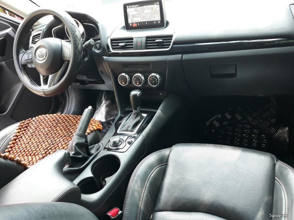 Cọp Mazda 3 2015 1.5 AT xe trùm mền giá hạt dẻ - 4