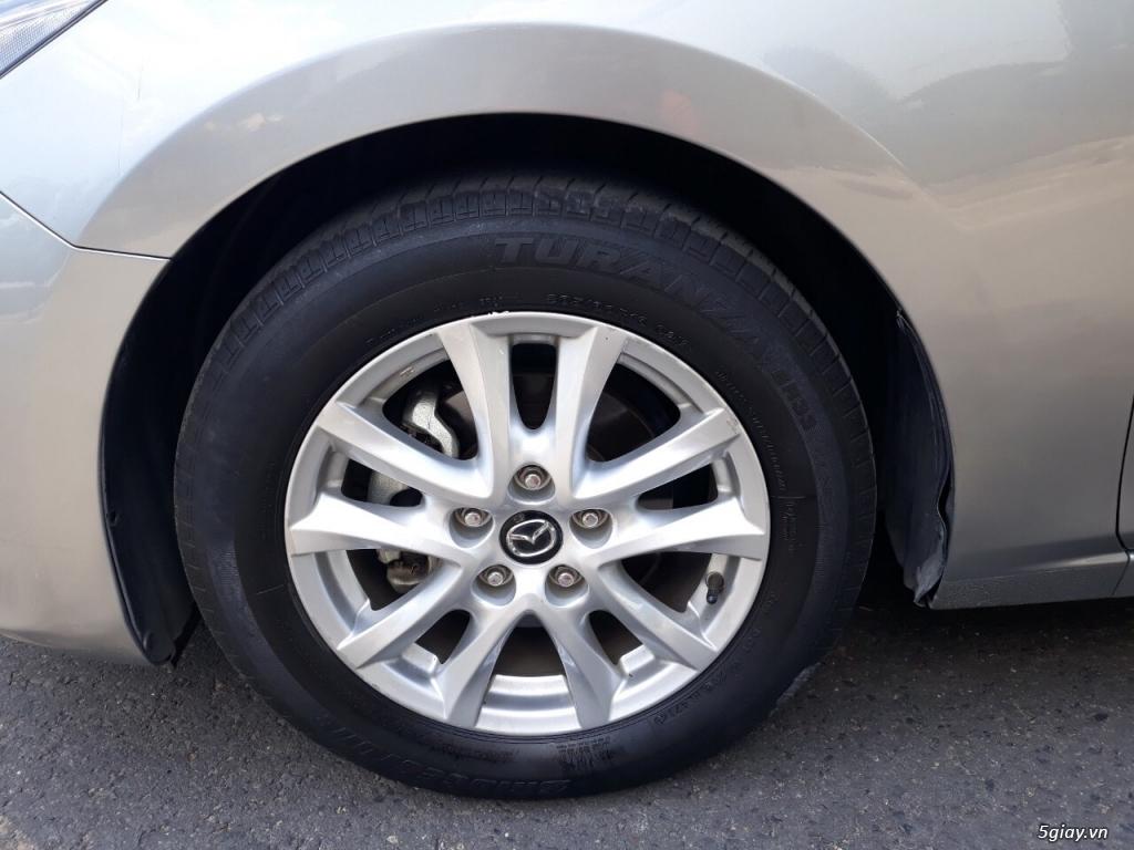 Cọp Mazda 3 2015 1.5 AT xe trùm mền giá hạt dẻ - 1