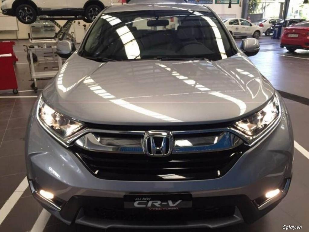 Honda CRV nhập khẩu 2019, 7 chỗ cao cấp nhập khẩu nguyên chiếc, đặt xe - 2
