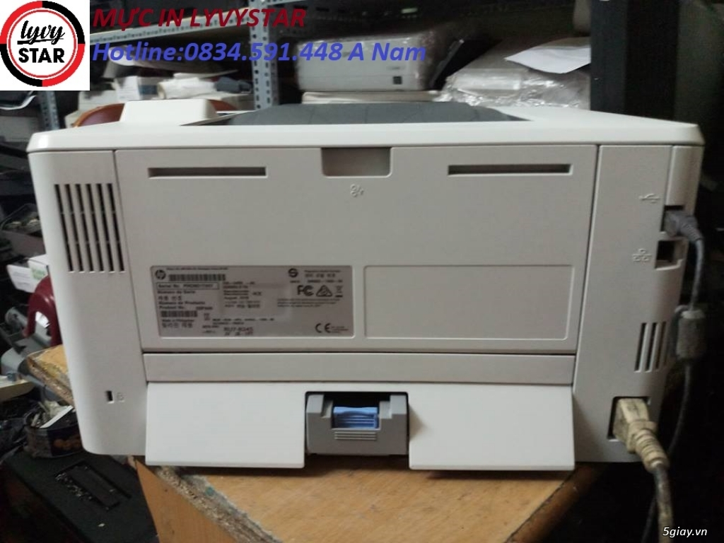 Bán và thanh lý máy in LaserJet Pro M402dn(C5F94A) cũ mới 95% sài gòn. - 5