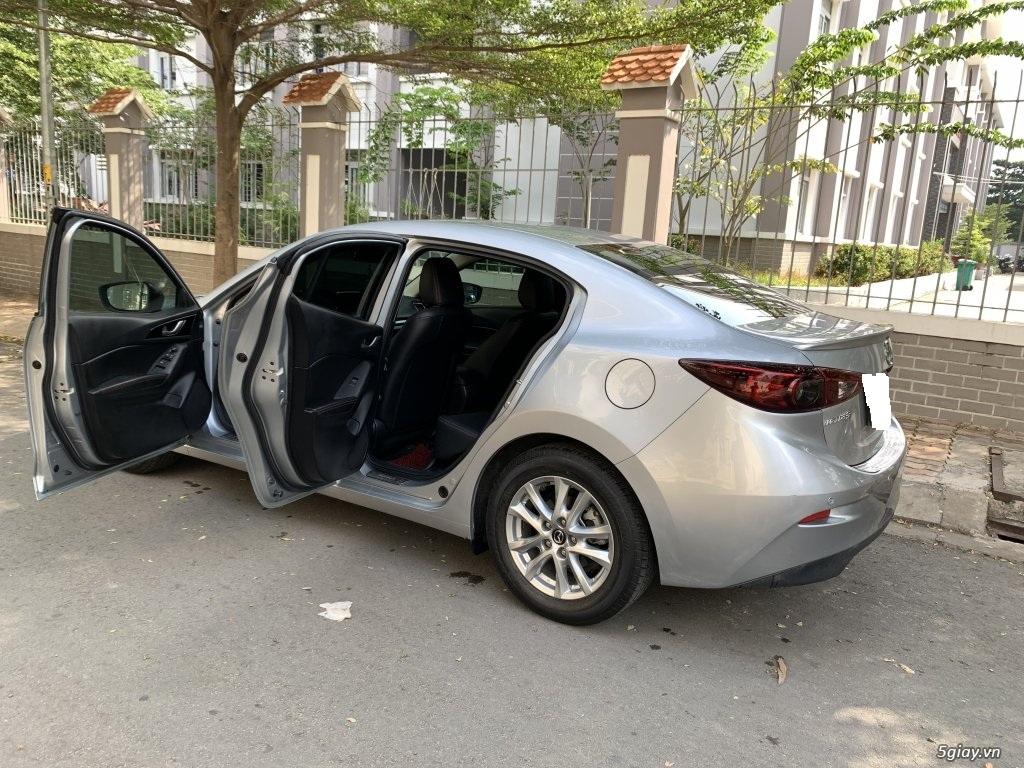 Cọp Mazda 3 2015 1.5 AT xe trùm mền giá hạt dẻ - 2
