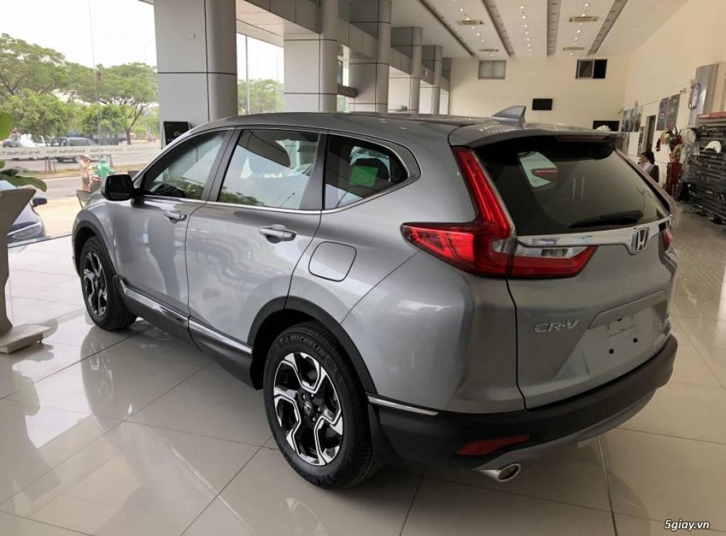 Honda CRV nhập khẩu 2019, 7 chỗ cao cấp nhập khẩu nguyên chiếc, đặt xe - 3