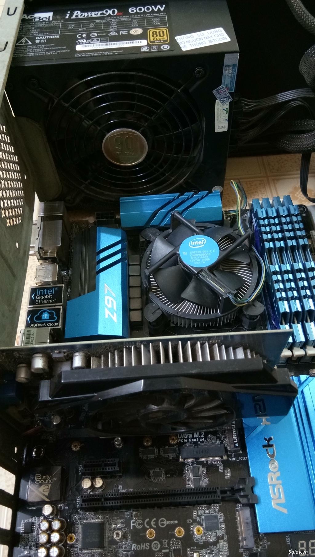 Combo CPU i7 4790K - 1