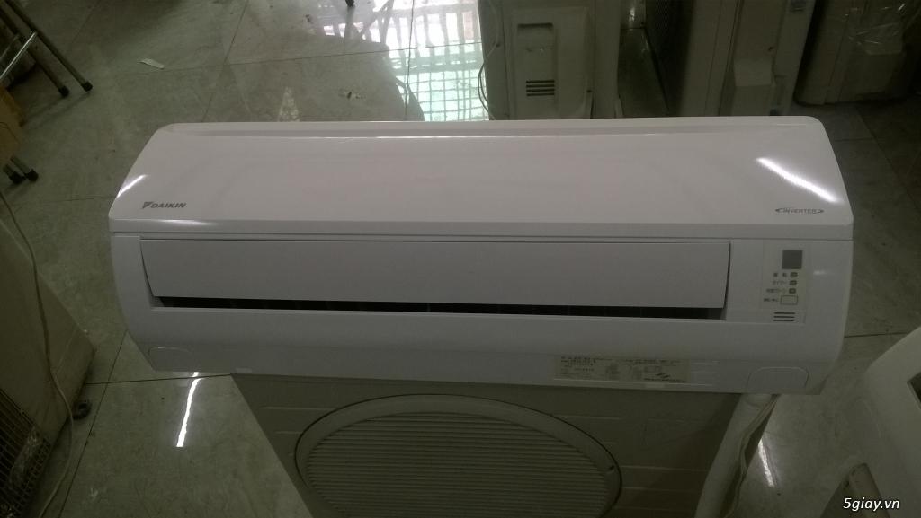 máy lạnh daikin inverter 1hp nội địa nhật mới 90% - 3