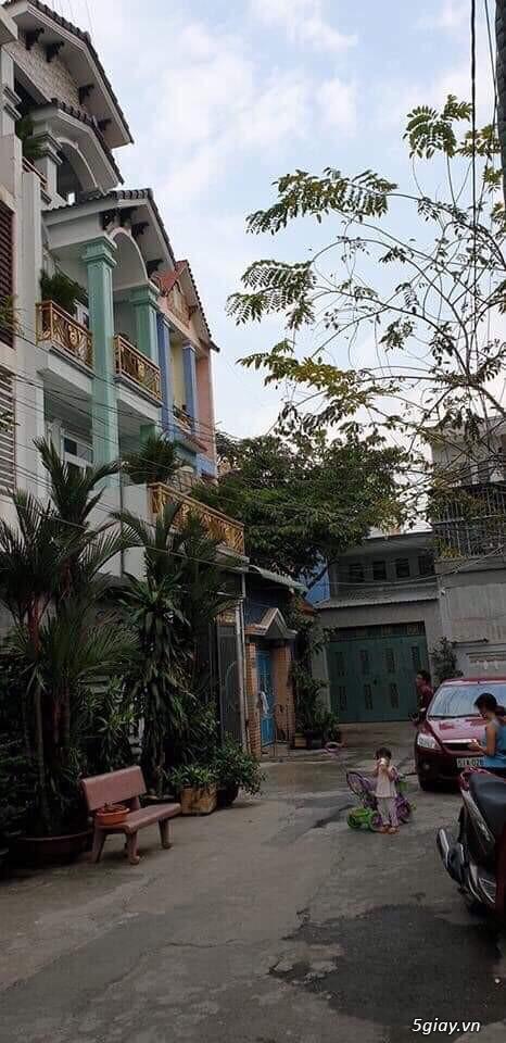 Nhà hẻm ô tô 1162/16 Quang Trung p8 Gò Vấp - 2