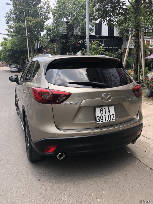 Mazda Cx5 2.0 AT 2017 màu vàng xe cọp - 4