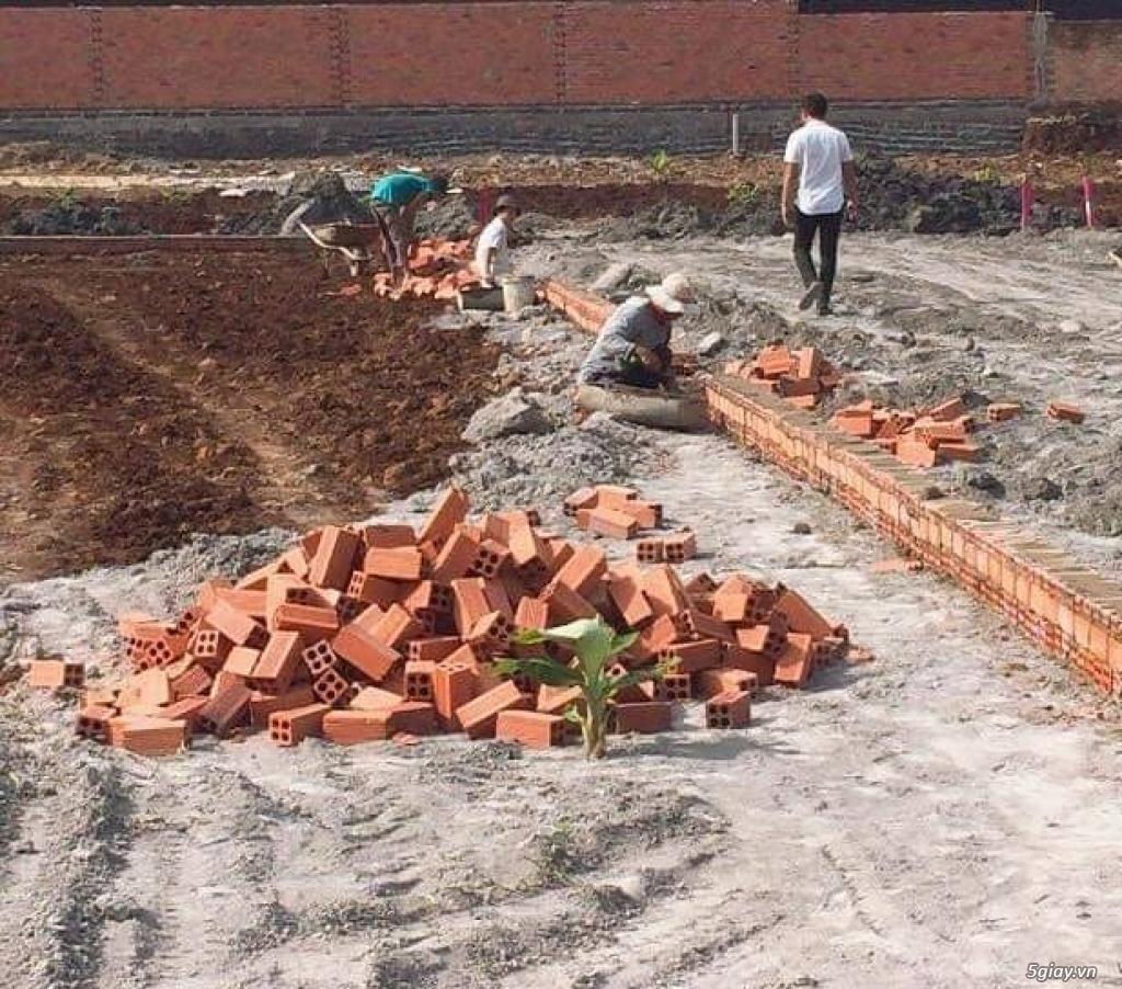 Bán lô đất Cách mặt tiền đường trảng bom - sông trầu 100m - 3
