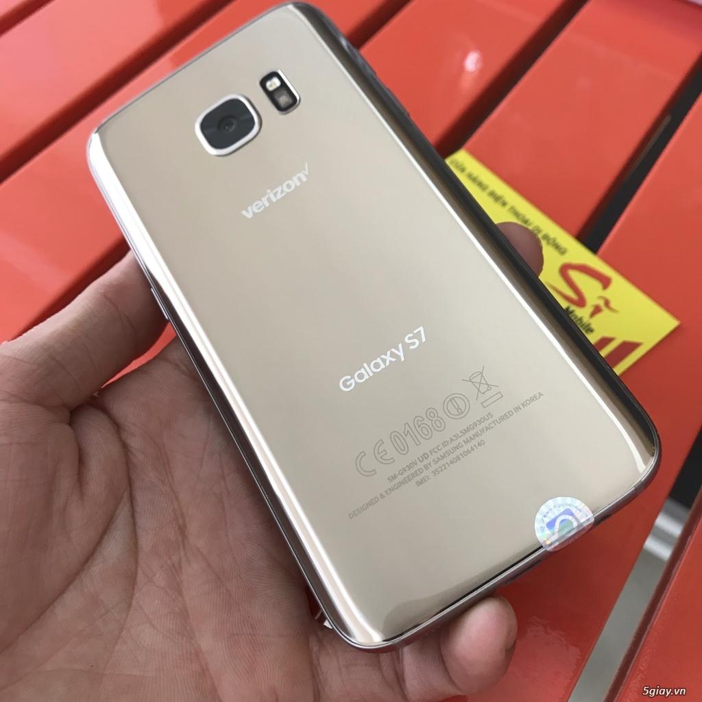 Bán SamSung Galaxy S7 Hàng Zin 99% Nguyên Bản giá tốt (simobile.vn) - 4