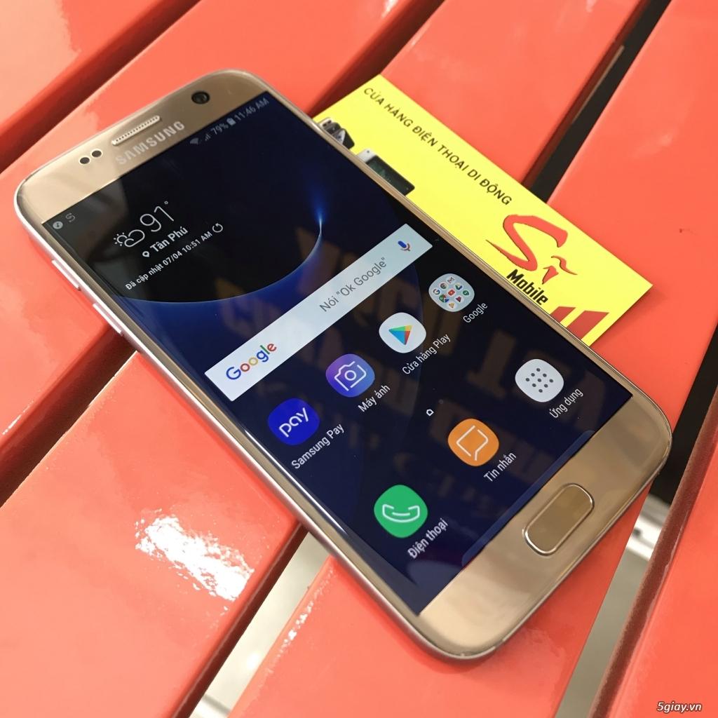 Bán SamSung Galaxy S7 Hàng Zin 99% Nguyên Bản giá tốt (simobile.vn) - 3