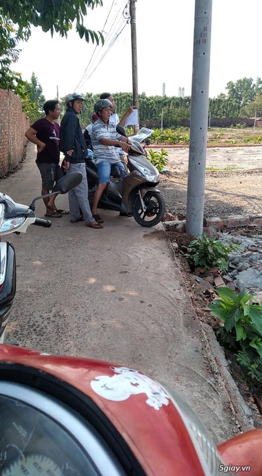 Bán lô đất Cách mặt tiền đường trảng bom - sông trầu 100m