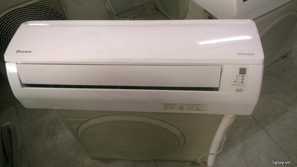 máy lạnh daikin inverter 1hp nội địa nhật mới 90% - 2