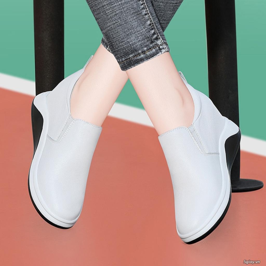 Giày nữ tăng chiều cao chất lượng tphcm - 3