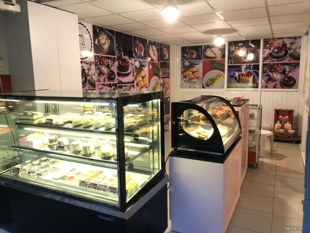 Cần sang nhượng xưởng sản xuất bánh Âu giá rẻ - 1