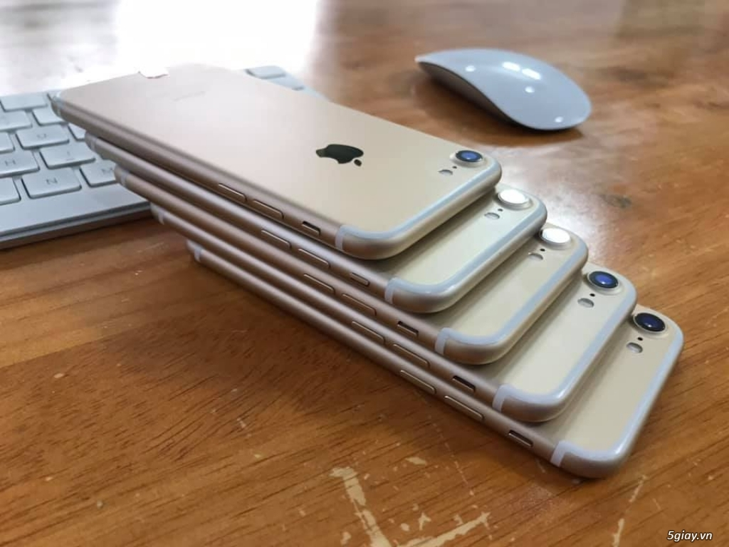 NGUYỄN HÒA MOBILE / iPhone 7G  128g Fulbox Quốc Tế Cũ Đẹp 99% Zin all 100% - Hỗ Trợ Trả Góp Nhanh - 19
