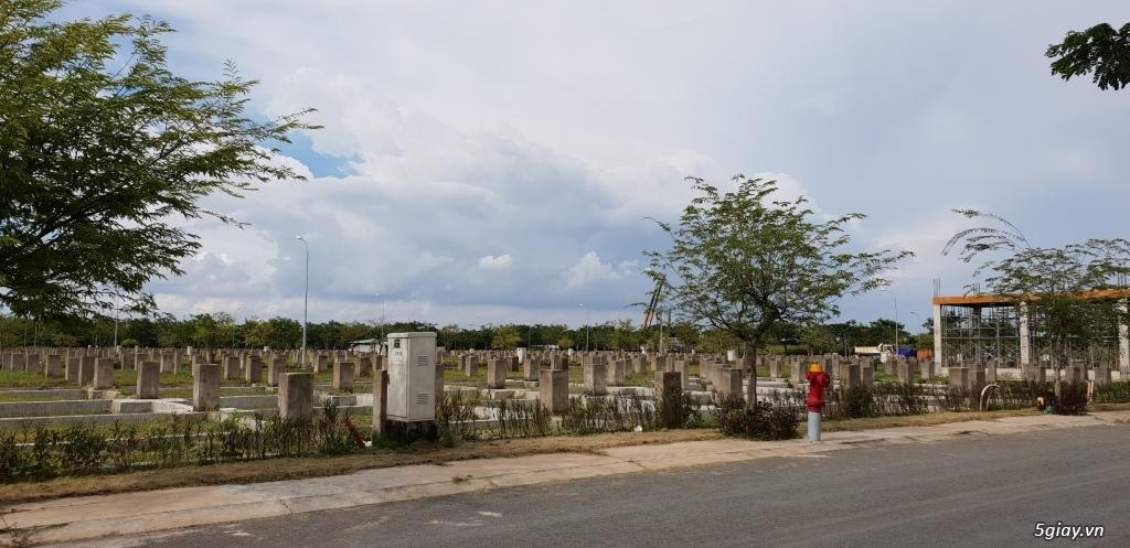 Đất thổ cư 100%  cạnh GS MeTro City Nhà Bè - Giá 21tr/m2.
